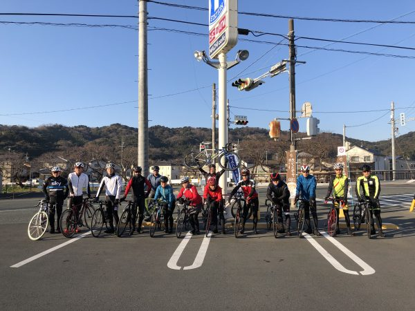 Read more about the article 朝のサイクリング