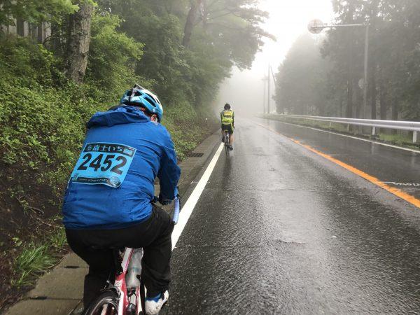 富士山一周中