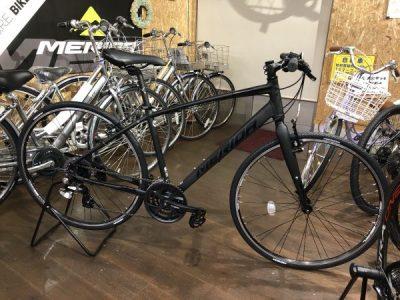 メリダ クロスバイク